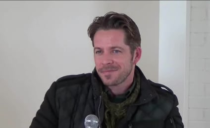 Sean Maguire Talks Robin and Regina: Was It Love at First Sight?