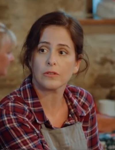 Sarah the Baker - Christmas Ever After