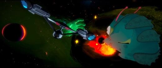 Ephraim & Dot: Apollo's Hand - Star Trek: Discovery