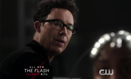 The Flash Promo: Grodd Returns to Central City
