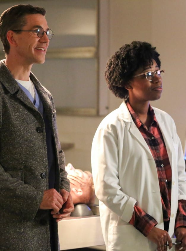 Kassie and Jimmy are All Smiles - NCIS Season 16 Episode 16