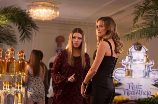 Charlotte and Chloe Partner Up - Lucifer Season 2 Episode 17