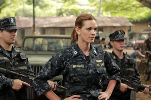 Lt. Grace Shepherd