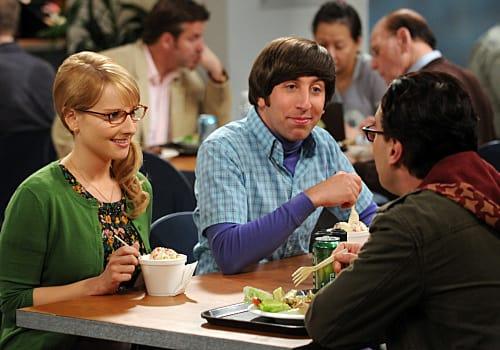 Bernadette at Lunch