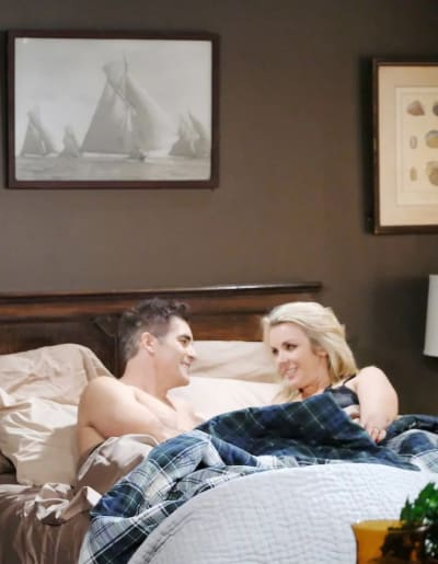 Rafe and Carrie Hook Up Again - Days of Our Lives