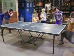 Ping Pong Battle - The Big Bang Theory