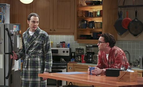 What Now? - The Big Bang Theory Season 9 Episode 2