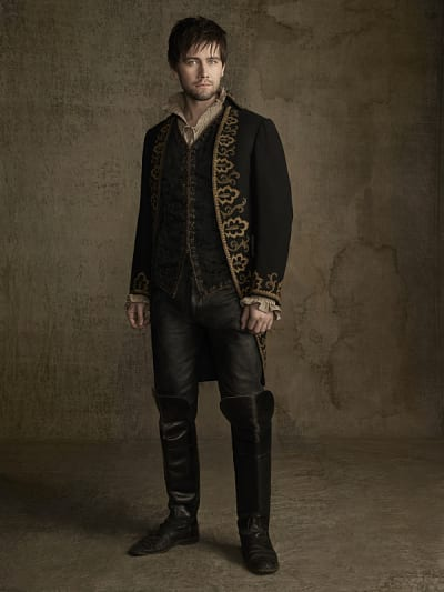 Torrence Coombs as Bash - Reign Season 2