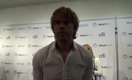 Eric Christian Olsen Dishes on Deeks