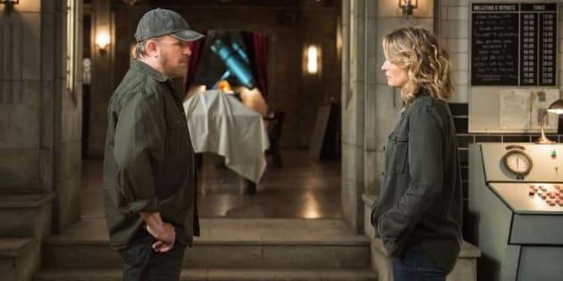 Mary And Bobby - Supernatural Season 13 Episode 23