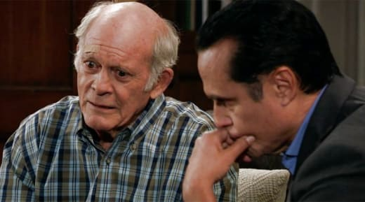 Mike and Sonny - General Hospital