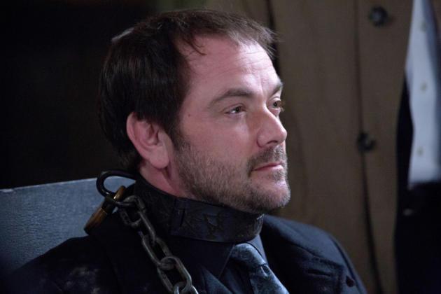 Close Up of Crowley