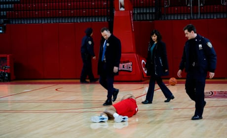 Death on the Basketball Court - Blue Bloods Season 9 Episode 12