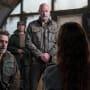 Vincent Interrogates Katie - Colony Season 3 Episode 5