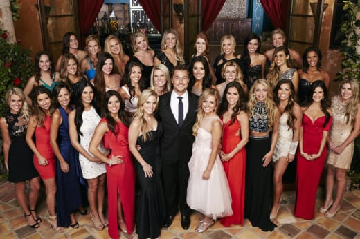 Chris Soules and His Women - The Bachelor