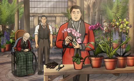 Archer meets the Vandertunts Season 8 Episode 4