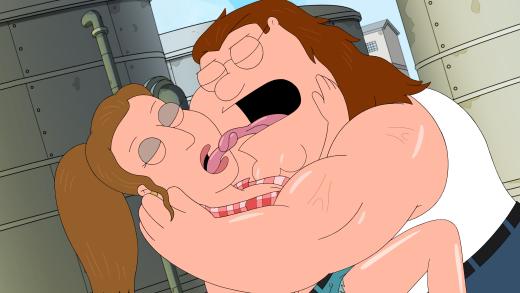Tongue Action - Family Guy Season 16 Episode 5