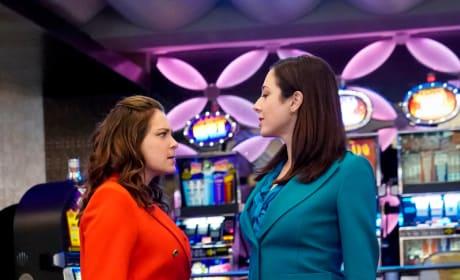 Rebecca vs. Audra - Crazy Ex-Girlfriend Season 4 Episode 15