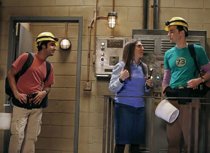 Watch The Big Bang Theory Season 8 Episode 6 Online