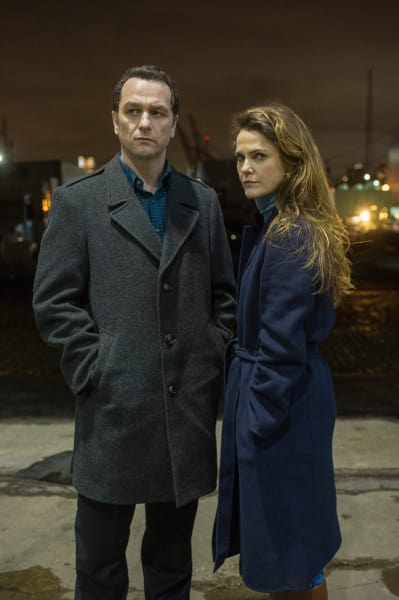 Facing a Choice - The Americans