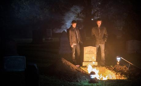 """Supernatural Photos from """"The Foundry"""""""