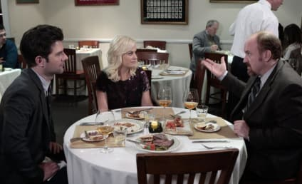Parks and Recreation Review: Urinal Detainment