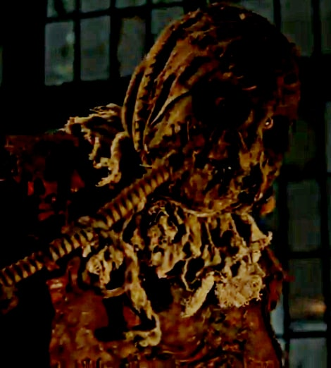 The Scarecrow is Coming...