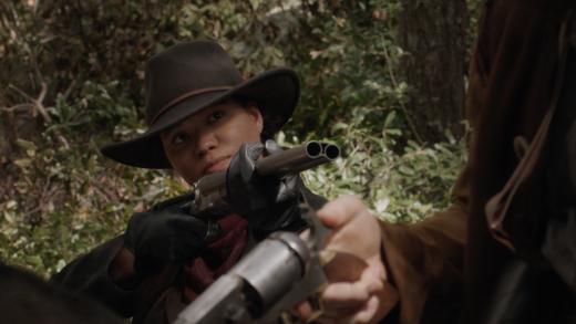 Badass Rosalee - Underground Season 2 Episode 7