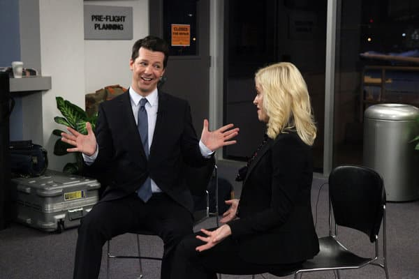 Sean Hayes on 30 Rock