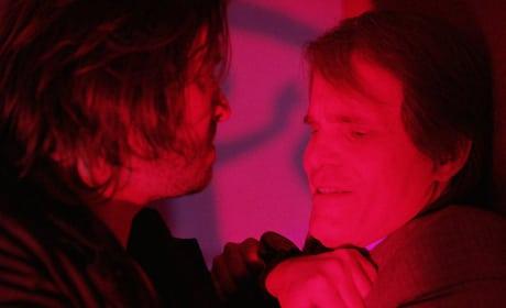 Cole Confronts Leland - 12 Monkeys Season 1 Episode 11