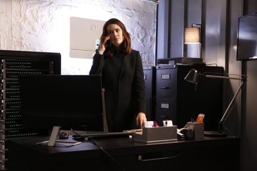 Pick up the phone! - The Blacklist Season 4 Episode 13