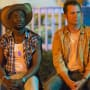 Resting on the Porch - Hap and Leonard