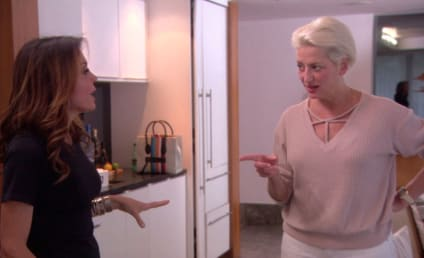 Watch The Real Housewives of New York City Online: Grief and Relief