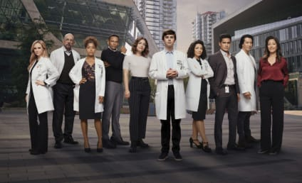 The Good Doctor Boss Responds to That Stunning Return