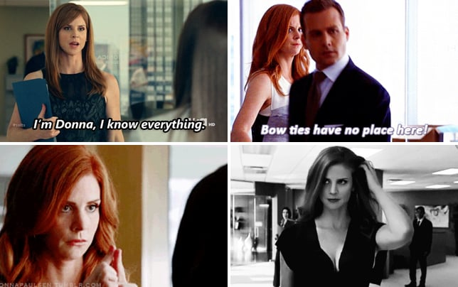Donna knows everything
