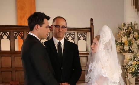 Saying Their Vows - Teachers