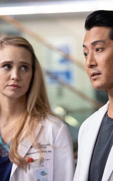 A Mysterious Illness - The Good Doctor Season 3 Episode 17