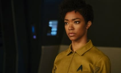 Star Trek: Discovery Season 1 Episode 3 Review: Context is for Kings