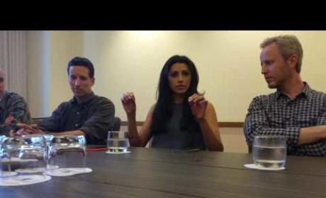 Reshma Shetty - Royal Pains - ATX Interview
