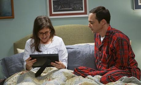 Sheldon Has a Special Birthday Gift for Amy - The Big Bang Theory Season 10 Episode 11