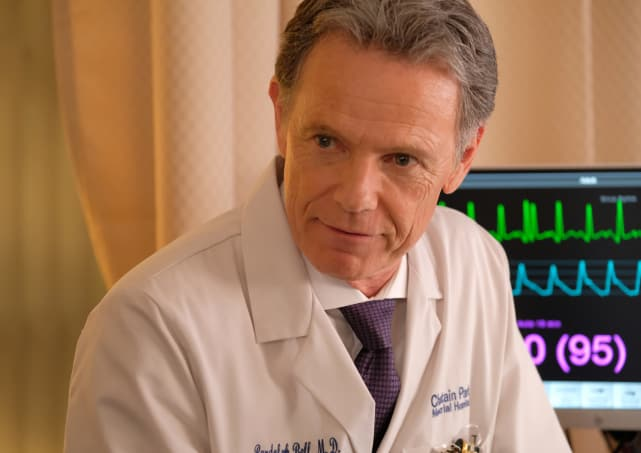 Dr. Solomon Bell - The Resident