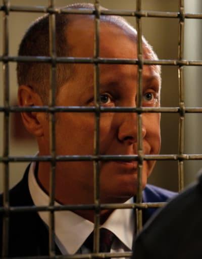 Behind Bars - The Blacklist Season 6 Episode 5