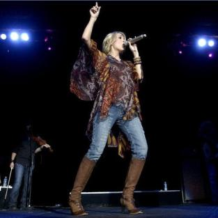 Carrie Underwood in Concert