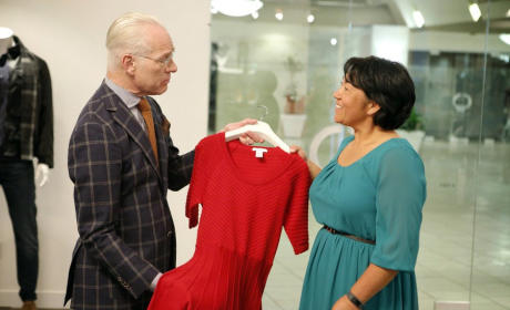 Tim Gunn Guest Stars - The Biggest Loser