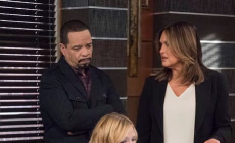 Working the Case - Law & Order: SVU Season 20 Episode 11