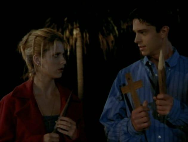 New Patrol Member - Buffy the Vampire Slayer