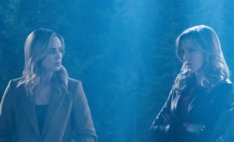 Sisters? - Arrow Season 7 Episode 18