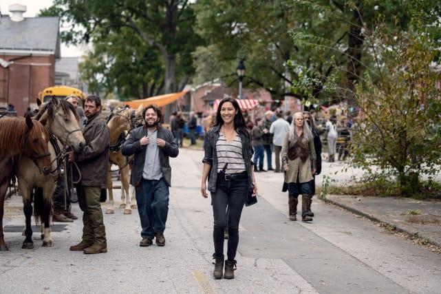 Let The Fun Begin - The Walking Dead Season 9 Episode 15