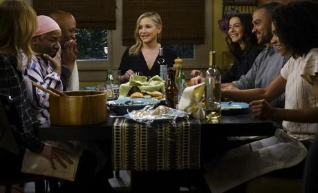 Family Time - Grey's Anatomy Season 13 Episode 18
