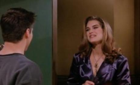 Brooke Shields on Friends